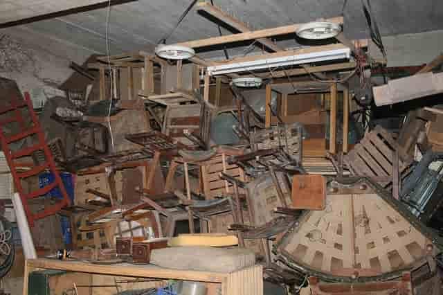 5 DIY ideas for unfinished basement