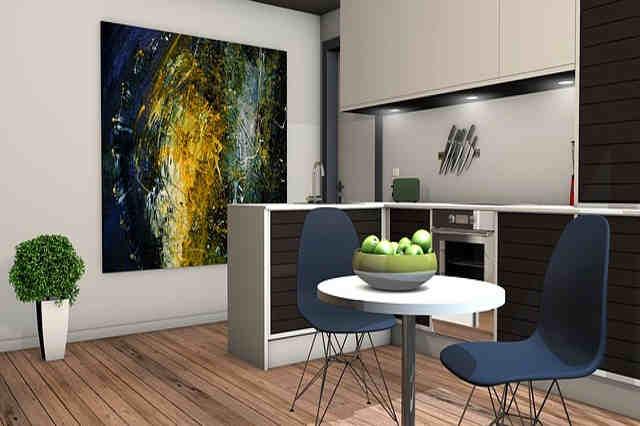 Choosing the best Kitchen Layout